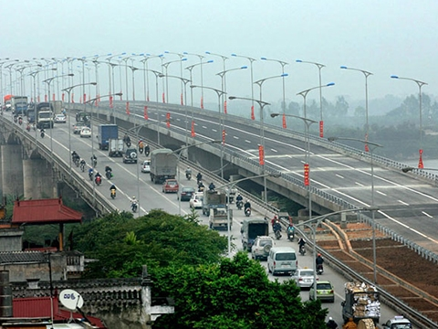Cầu Phù Đổng, Hà Nội