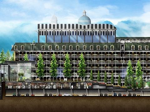 Tổ hợp khách sạn MGallery Sapa Hotel