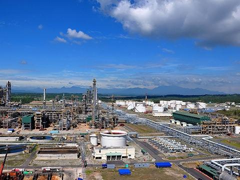 Nhà máy lọc dầu Nghi Sơn, Thanh Hoá