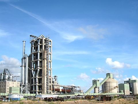 Nhà máy xi măng Hạ Long