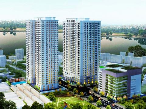 Chung cư Eco Lake View - 32 Đại Từ, Hà Nội